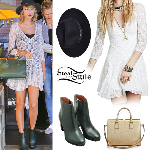 Taylor Swift S Clothes Amp Outfits Steal Her Style Page 7