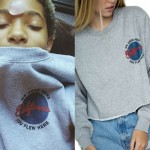 Willow Smith: California Sweatshirt
