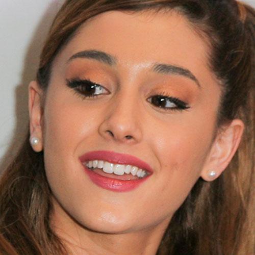 Ariana grande bad makeup