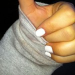 ariana-grande-nails-white
