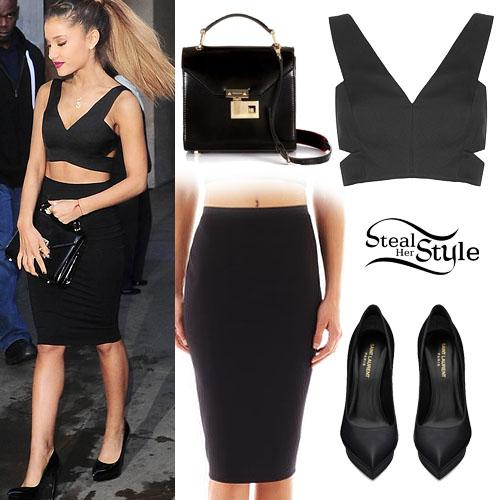 Ariana Grande's Clothe...