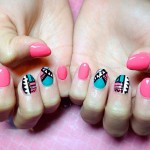becky-g-nails-quiero-bailar