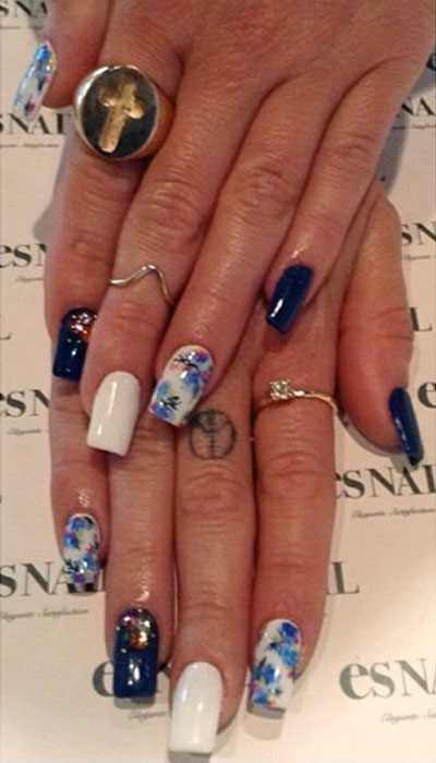 Chanel West Coast\'s Nail Polish & Nail Art   Steal Her Style   Page 2