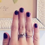 g-hannelius-nails-dark-purple