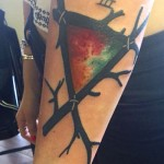 jacqui-sandell-tattoo-arm-branches