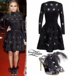 Jade Thirlwall: 2014 MOBO Awards Outfit