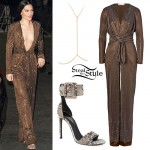 Jessie J: 2014 MOBO Awards Outfit