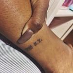justine-skye-tattoo-ankle