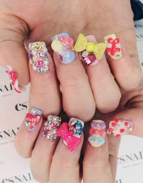 Katy Perry\'s Nail Polish & Nail Art | Steal Her Style | Page 2