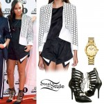 Leigh Anne Pinnock: Radio 1 Teen Awards Outfit