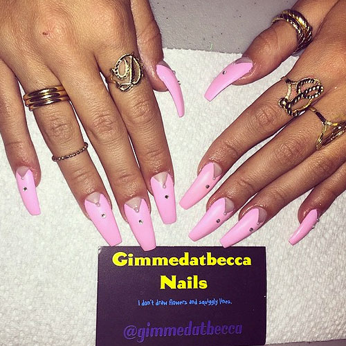 Madison Beers Nail Polish & Nail Art | Steal Her Style