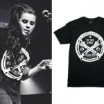 Lynn Gvnn: Skeleton Arms T-Shirt