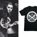 Lynn Gvnn: Skeleton Arms T-Shirt