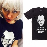 Miley Cyrus: Terry Richardson T-Shirt