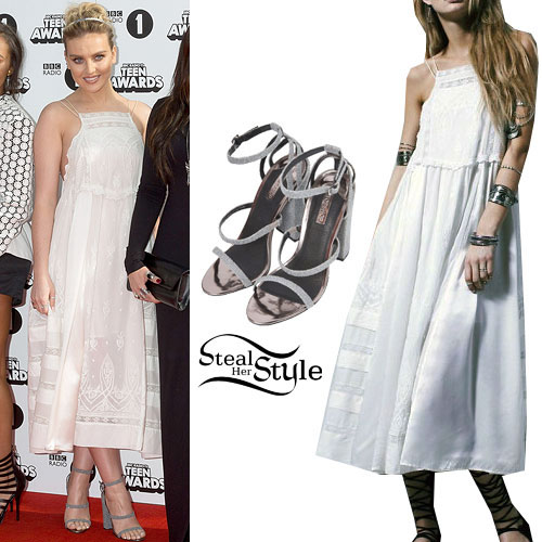 Perrie Edwards: Radio 1 Teen Awards Outfit