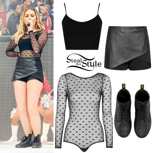 Perrie Edwards Fashion Steal Her Style Page 17