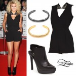 Tori Kelly: 2014 MOBO Awards Outfit