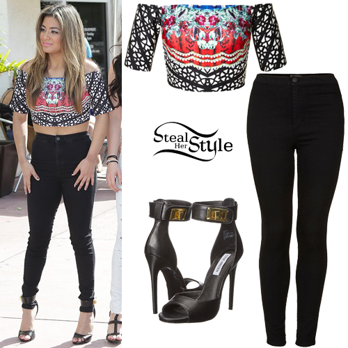 7 Clover Canyon Outfits | Steal Her Style Fifth Harmony Ally Outfits