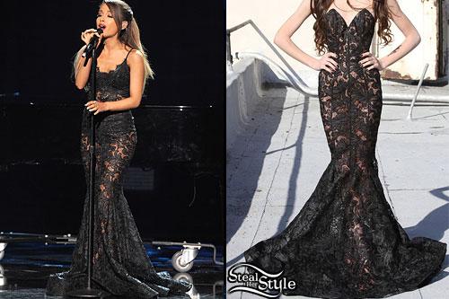 Ariana Grande 2014 Dresses