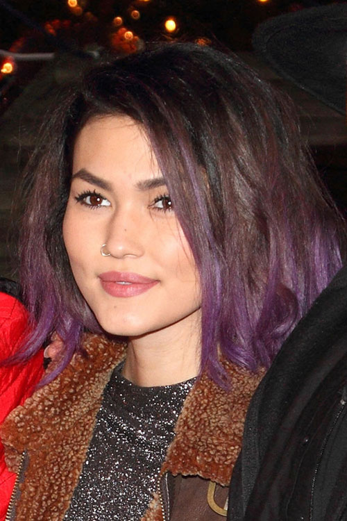 Asami Zdrenka S Hairstyles Amp Hair Colors Steal Her Style