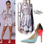 Becky G: 2014 American Music Awards Outfit