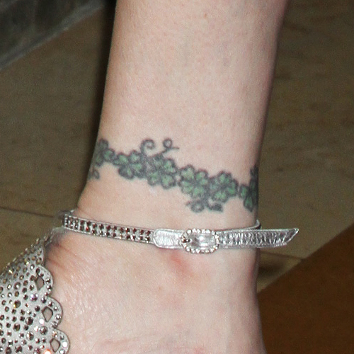 Courtney Loves 6 Tattoos Meanings Steal Her Style
