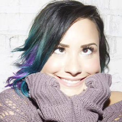 Demi Lovato Hair Extensions