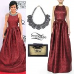 Jhené Aiko: American Music Awards Outfit