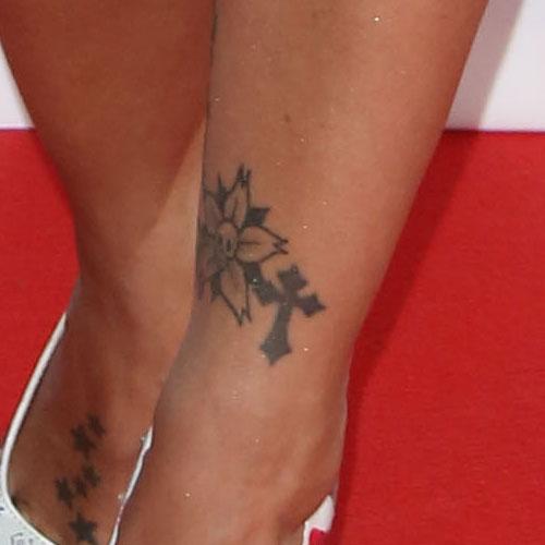 Ankle Tattoos   Tattoo Designs and Tattoo Ideas