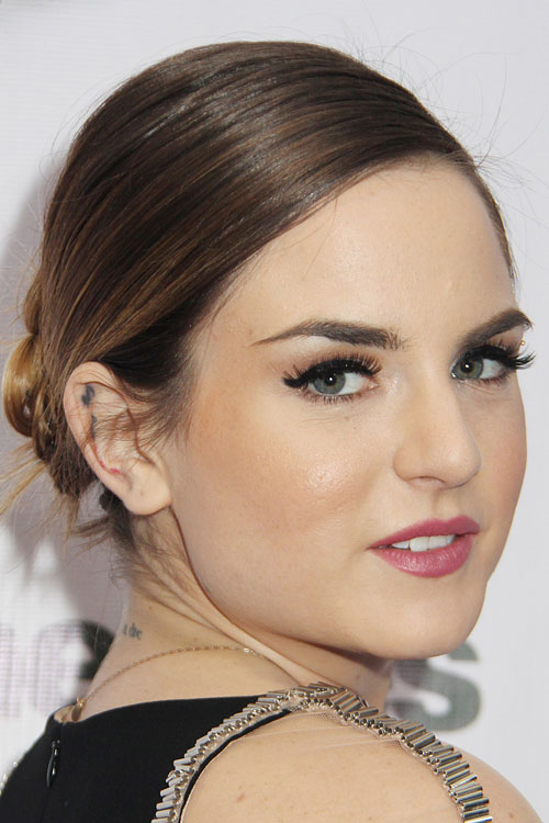 Perrie Edwards Steal Her Style 2014 JoJo Levesque Straight...