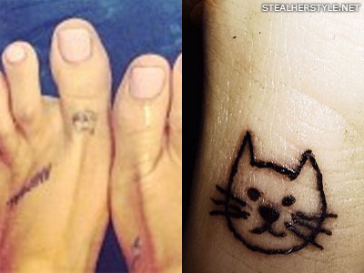 kesha s tattoos amp meanings steal her style