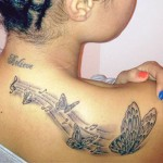 leigh-anne-pinnock-back-tattoo