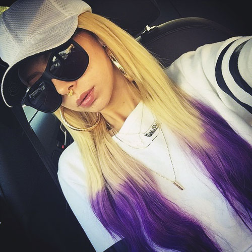 Lil Debbie S Hairstyles Amp Hair Colors Steal Her Style