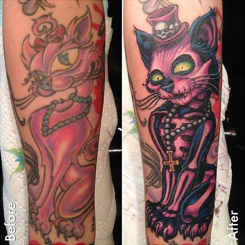 megan massacre 39 s 25 tattoos meanings steal her style