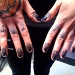 megan-massacre-mans-ruin-knuckle-tattoo