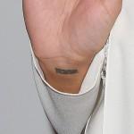 naya-rivera-hebrew-wrist-tattoo
