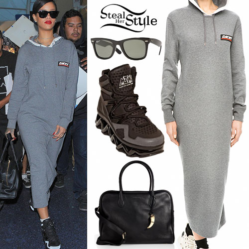 Rihanna arriving at LAX Airport, November 14th, 2014 - photo: rihannavault