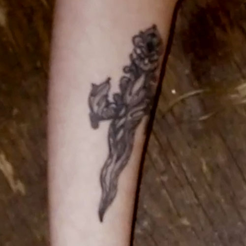Sky Ferreira S 10 Tattoos Meanings Steal Her Style