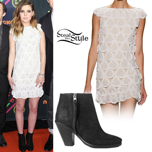 Sydney Sierota: 2014 Halo Awards Outfits