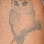 taryn-manning-owl-shoulder-tattoo