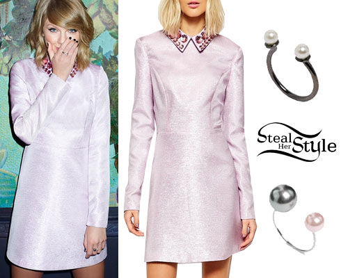 Taylor Swift Asos Magazine Outfits Steal Her Style