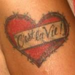 Tila Tequila Tattoos