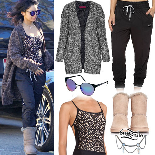 Vanessa Hudgens out & about in Los Angeles, November 25th, 2014 - photo: vanessa-annehudgens