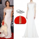 Cassadee Pope: 2014 American Country Countdown Awards Outfit