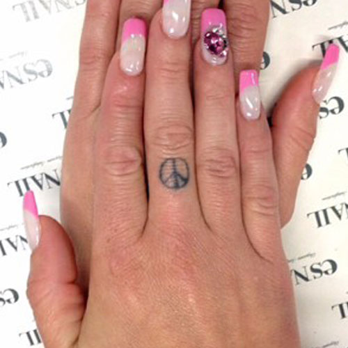 Chanel west coast tattoos