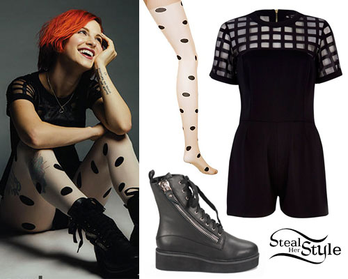 Hayley Williams Fashion | Steal Her Style | Page 2