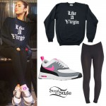 Jasmine Villegas: 'Like A Virgin' Crewneck