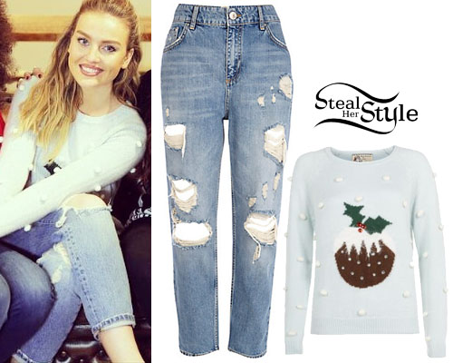 Perrie Edwards Steal Her Style 2014 Perrie Edwards:...