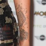 tulisa-lower-microphone-arm-tattoo