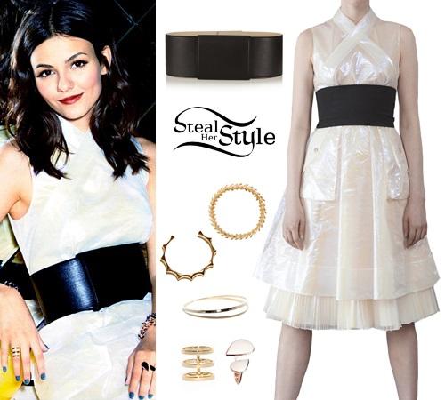 Victoria Justice at Cosmopolitan Magazine January 2015 - fashionscansremastered
